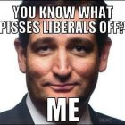 Cruz is the man